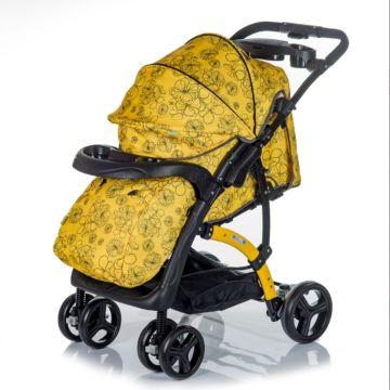 Коляска прогулочная Babyhit Flora (yellow)