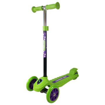Самокат Small Rider Cosmic Zoo Galaxy One (зеленый)
