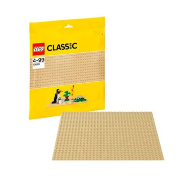 Конструктор Lego Classic 10699 Строительная пластина желтого цвета