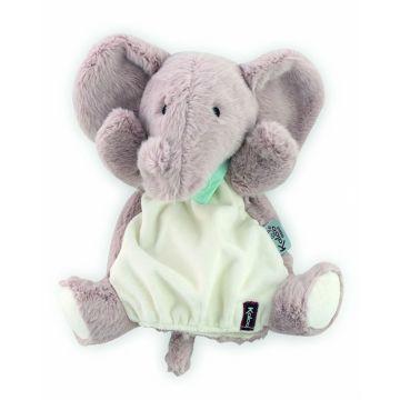 Кукла на руку-комфортер Kaloo Друзья Слонёнок