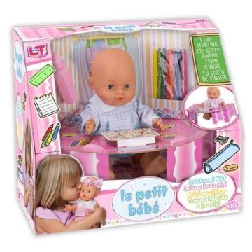 Кукла Loko Le Petit Bebe подарочный набор