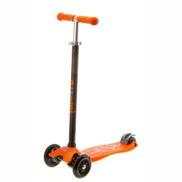 Самокат Micro Maxi T-tube (оранжевый)