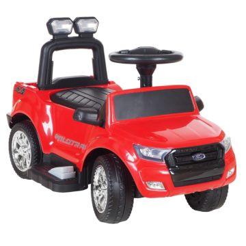 Электроминикар Ford Ranger (красный)