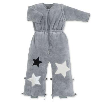 Спальный конверт-комбинезон Bemini Magic Bag Softy Star 18-36 (Grizou)