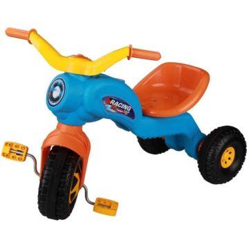 Трехколесный велосипед Plast Land Чемпион (голубой) ДИСКОНТ