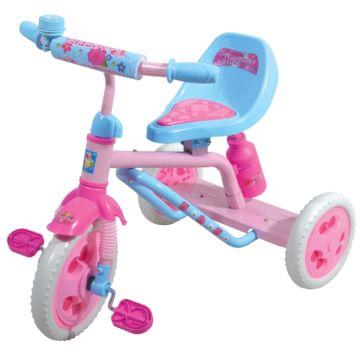 Трехколесный велосипед 1Toy Красотка