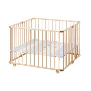 Манеж-кровать Geuther Lucilee натуральный 04