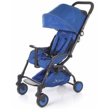 Коляска прогулочная Jetem Muzzy (blue)