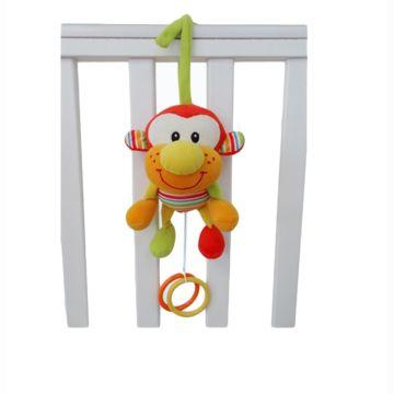 Развивающая игрушка-подвеска I-Baby Обезьянки