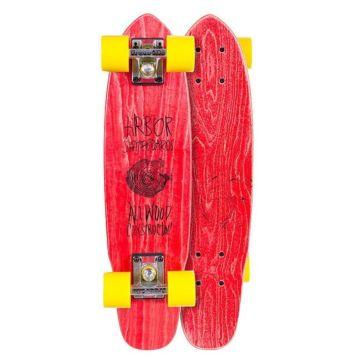 Лонгборд Arbor Woody (Red)