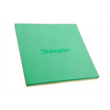 Гимнастический мат Kampfer Татами 100х100см (зеленый)