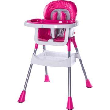 Стульчик для кормления Caretero Pop (розовый)