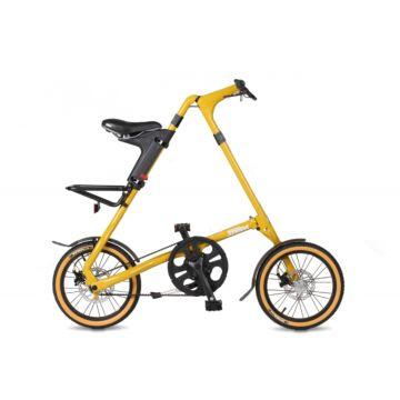 Велосипед складной Strida 5.2 (2017) оливковый