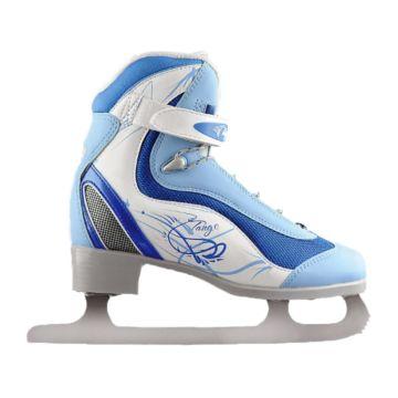Прогулочные коньки TANGO blue