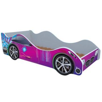 Кровать-машина Кроватка5 Машинки (Рэйсинг)