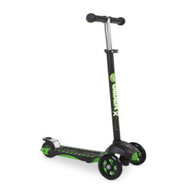 Кикборд Y-Bike Glider Maxi XL Deluxe (зеленый)