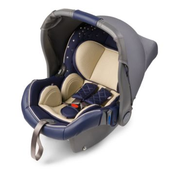 Автолюлька Happy Baby Gelios V2 (синий)