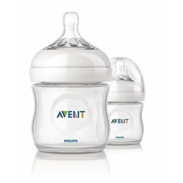 Бутылочка Philips AVENT Natural 125 мл (2 шт.)
