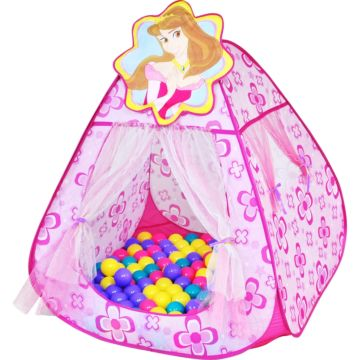 Детская палатка Ching-Ching с шарами Принцессы