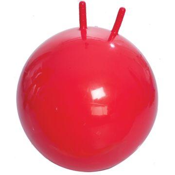Гимнастический мяч Тривес с рожками (диаметр 55 см)