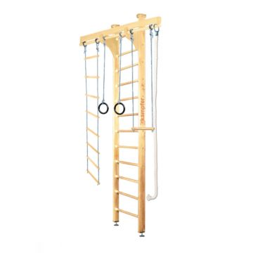 Детский спортивный комплекс Kampfer Wooden Ladder Ceiling (3 м) №1