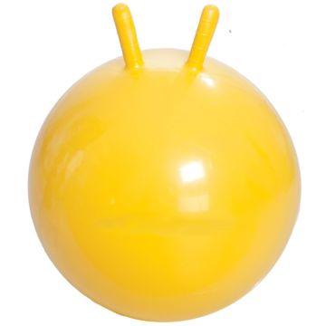 Гимнастический мяч Тривес с рожками (диаметр 45 см)