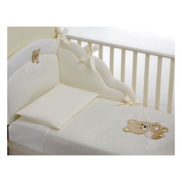 Комплект постельного белья Baby Expert Abbracci by Trudi (4 предмета)
