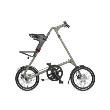 Велосипед складной Strida 5.2 (2016) темно-зеленый
