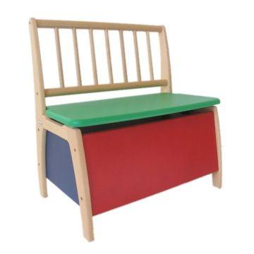 Скамья с ящиком Geuther Bambino (цветная)