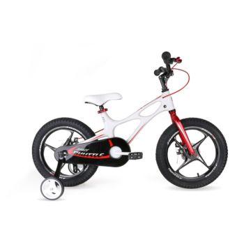 "Детский велосипед Royal Baby Space Shuttle 16"" (белый)"
