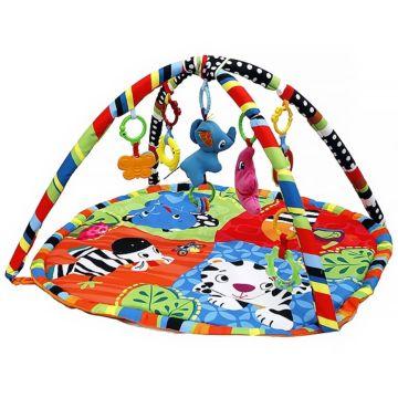 Развивающий коврик FunKids Color Zoo Gym