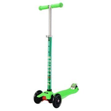 Самокат Playshion Maxi Kids FS-MS002 (Зеленый)