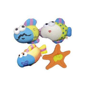 Комплект мягких игрушек на комод Papaloni Морская Баллада