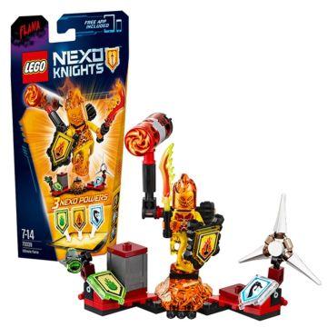 Конструктор Lego Nexo Knights 70339 Нексо Флама Абсолютная сила