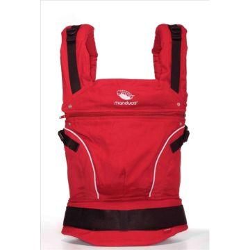 Слинг-рюкзак Manduca Pure Cotton (Красный)