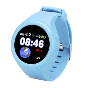 Детские часы с GPS-трекером Wochi Zoomix (синие)