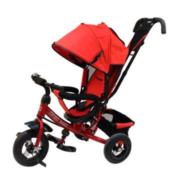 Трехколесный велосипед Sweet Baby Mega Lexus Trike Air 8/10 Red