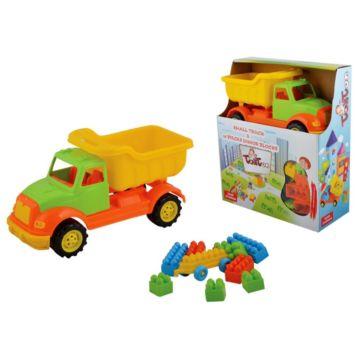 Машина Ucar Oyuncak Tonton Small Truck + конструктор