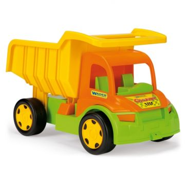 Машина Wader Грузовик Гигант (желтый)