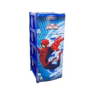 Детский комод IDEA (М-Пластика) Герои (Человек-паук 2)