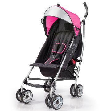 Коляска прогулочная Summer Infant 3D Lite (Hibiscus Pink)
