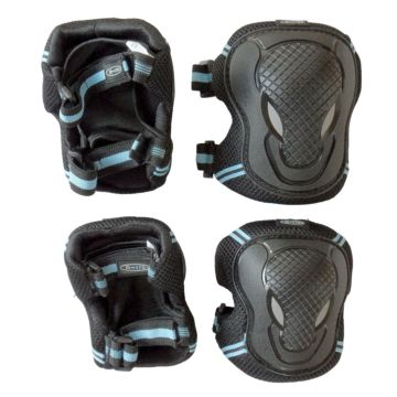 Комплект защиты 2 в 1 Micro (черный)