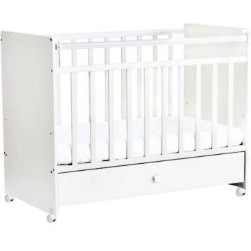 Кроватка детская Фея 700 (Белый)