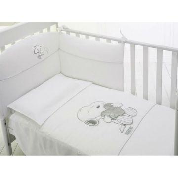Комплект постельного белья Baby Expert Snoopy (4 предмета)