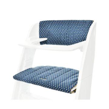 Подушка для стульчика Ellipse Chair (синий)