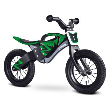 Беговел Toyz Enduro (зеленый)