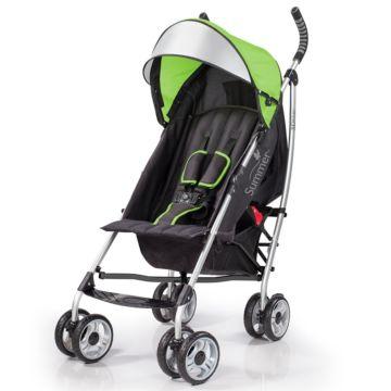 Коляска прогулочная Summer Infant 3D Lite (Tropical Green)