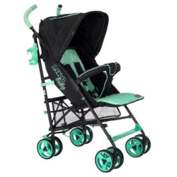 Коляска-трость Liko Baby Liko Baby B319 Easy Travel (бирюзовый)