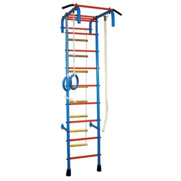 Детский спортивный комплекс Альпинистик 4 ПВХ (синий)