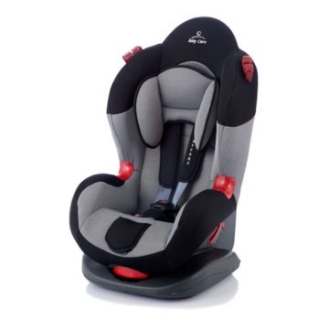 Автокресло Baby Care ESO01 Sport Premium (Black/Lt Grey)